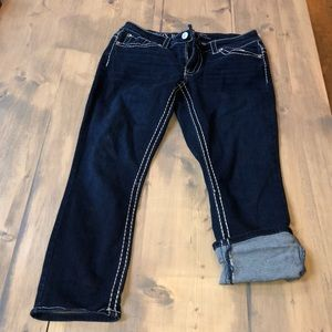 Knox rose dark jeans